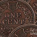 Common Cents Poster by Dan Holm