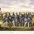CONFEDERATE GENERALS Print by Granger