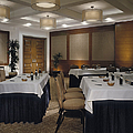 Conference Room Print by Robert Pisano