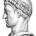CONSTANTINE I (d. 337) Print by Granger