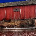 Covered Bridge Poster by Michael L Kimble