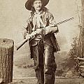 COWBOY, 1880s Poster by Granger