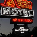 Cozy Cone Motel - Radiator Springs Cars Land - Disney California Adventure - 5D17746 Poster by Wingsdomain Art and Photography