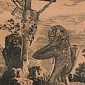 crucifixion Poster by Sirenko