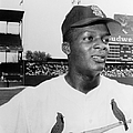 CURT FLOOD (1938- ) Print by Granger