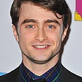 Daniel Radcliffe At Arrivals For Only Print by Everett