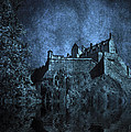 Dark Castle Print by Svetlana Sewell