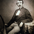 DAVID LIVINGSTONE (1813-1873) Poster by Granger