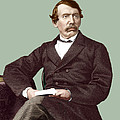 David Livingstone, Scottish Missionary Poster by Sheila Terry