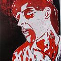 Dawn of the Dead print 1 Poster by SAM HANE