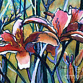 Daylily Stix by Kathy Braud