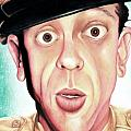 Deputy of Mayberry Print by Marvin  Luna