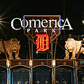 Detroit Tigers - Comerica Park by Gordon Dean II