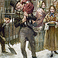 DICKENS: A CHRISTMAS CAROL Poster by Granger