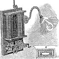 Dimmer Lamp Electrics, 19th Century Print by