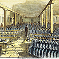 DINNER AT SING SING, c1878 Print by Granger