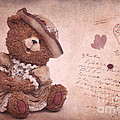 Dorothy in love Print by Angela Doelling AD DESIGN Photo and PhotoArt