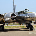 Douglas A26B Military Aircraft 7d15748 Print by Wingsdomain Art and Photography