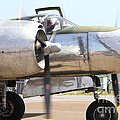 Douglas A26B Military Aircraft 7d15763 Print by Wingsdomain Art and Photography