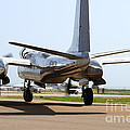 Douglas A26B Military Aircraft 7d15764 Print by Wingsdomain Art and Photography