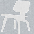 Eames Plywood Chair Poster by Irina  March