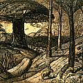 Early Morning Poster by Samuel Palmer