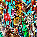 East Side Gallery Poster by Joan Carroll