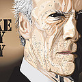 Eastwood Print by Mike  Haslam