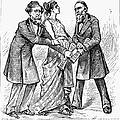 ELECTION CARTOON, 1876 Print by Granger