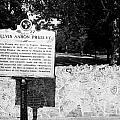 elvis presley marker nameplate and low wall outside graceland memphis tennessee usa Poster by Joe Fox