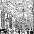 ENGLAND - ROYAL BALL 1848 Poster by Granger