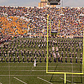 Fighting Irish Marching Band Print by David Bearden