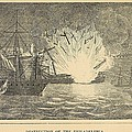 First Barbary War 1801-1805 Poster by Everett