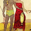 Fisherman Print by Hawaiian Legacy Archives - Printscapes