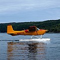 Float Plane Two Print by Joshua House