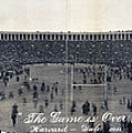 Football, The Game Is Over Panorama Poster by Everett