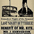For the Benefit of Mr Kite Print by Bill Cannon