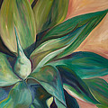 Foxtail Agave 4 Print by Athena  Mantle