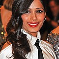 Freida Pinto At Arrivals For Alexander Poster by Everett