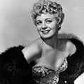 Frenchie, Shelley Winters, 1950 Poster by Everett