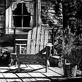Front Porch Poster by Jerry Winick