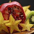 Fun with Fruit Print by Inspired Nature Photography By Shelley Myke