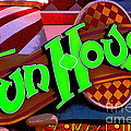 FunHouse Poster by Colleen Kammerer
