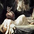 FUSELI: NIGHTMARE, 1781 Poster by Granger