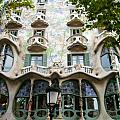 Gaudi Architecture Poster by Laura Kayon