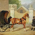 Gentlemen's Carriages - A Cabriolet by Charles Hancock