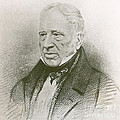 George Cayley, English Aviation Engineer Print by Science Source