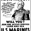George Dewey US Marines Poster by War Is Hell Store