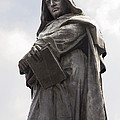 Giordano Bruno, Italian Philosopher Print by Sheila Terry