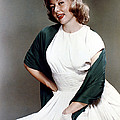 Gloria Grahame, Ca. 1950s Poster by Everett